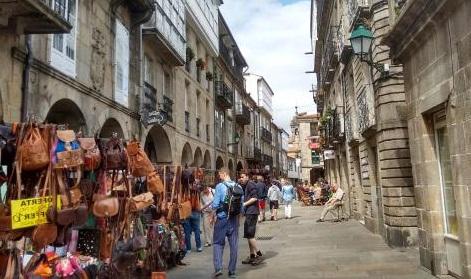 Todo sobre Santiago de Compostela