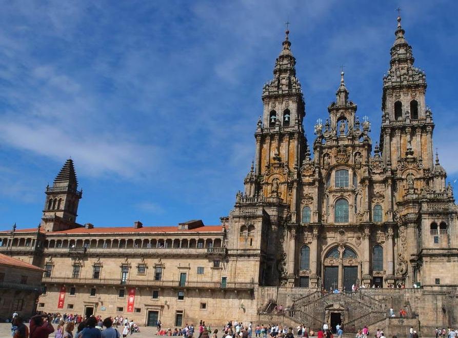 Lugares para visitar en Santiago de Compostela