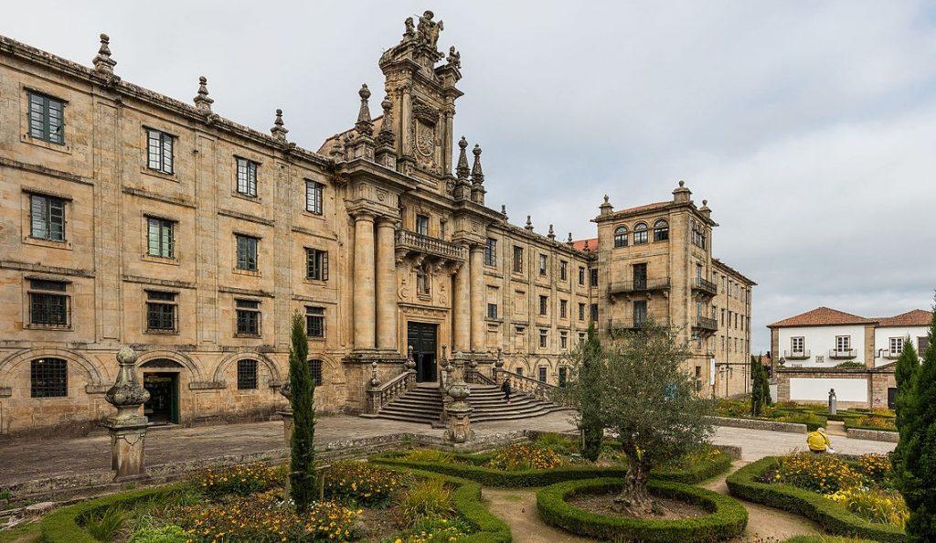 Monasterio de San Martino en Santiago de Compostela