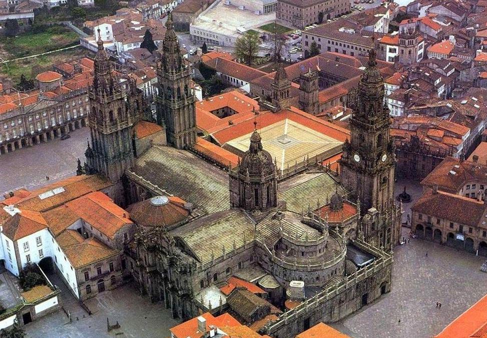 Toda la historia de Santiago de Compostela