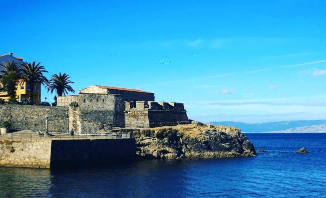 Conoce el Castillo San Carlos en Finisterre