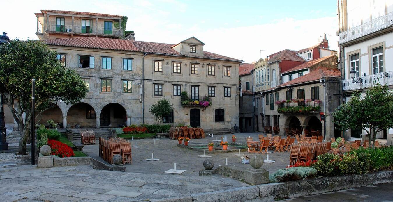 visita guiada Pontevedra
