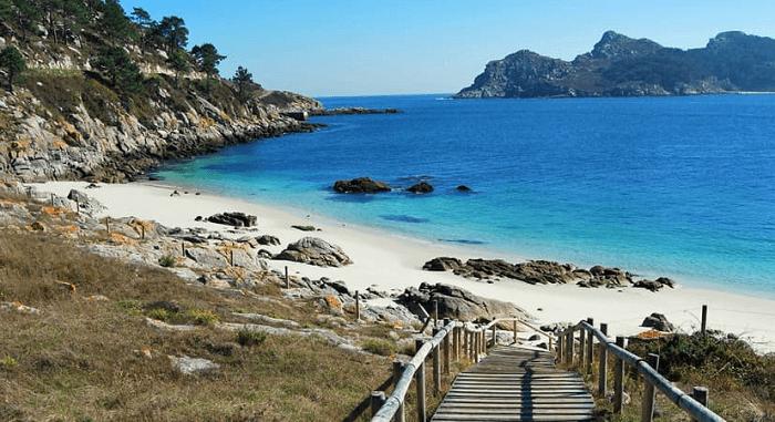 Visita las Islas Cies en Vigo