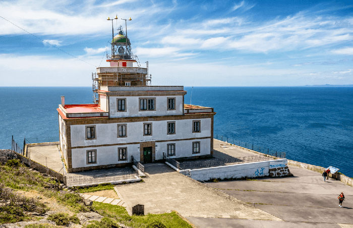 Ir al Faro de Finisterre