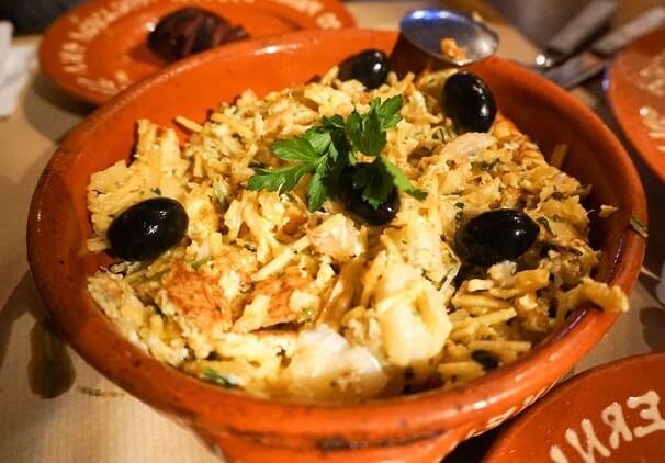 gastronomia popular en oporto