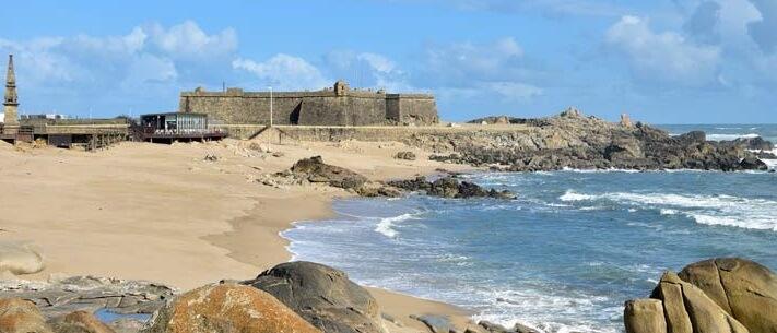 playas que visitar en oporto