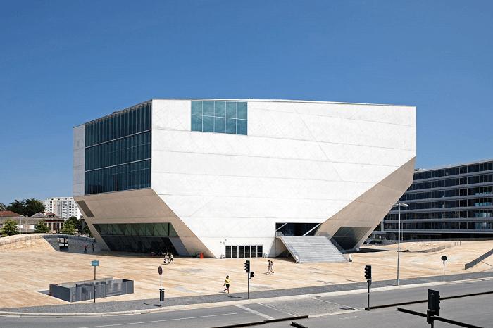 Conoce la Casa da Musica de Oporto