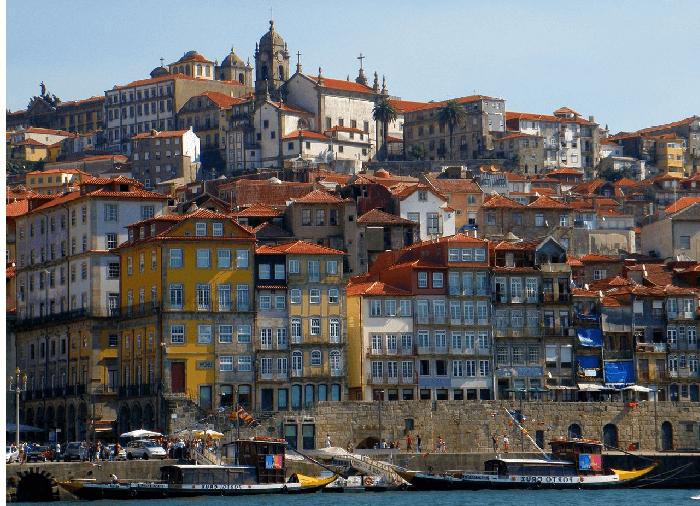 Visitar el Centro Histórico de Oporto