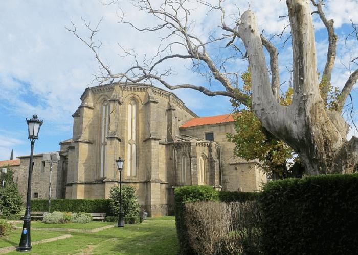 Ve al Monasterio de Santo Domingo