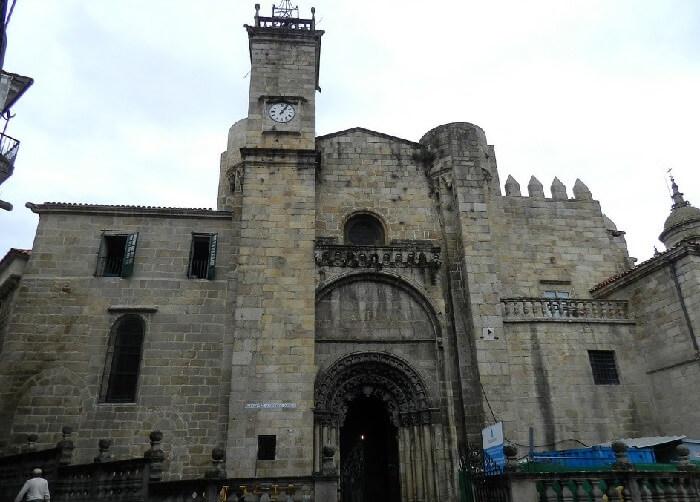 conoce la catedral de san martiño