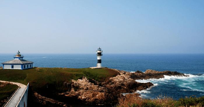 Visita la Isla Pancha en Ribadeo