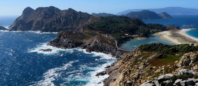 mejores islas que visitar en pontevedra