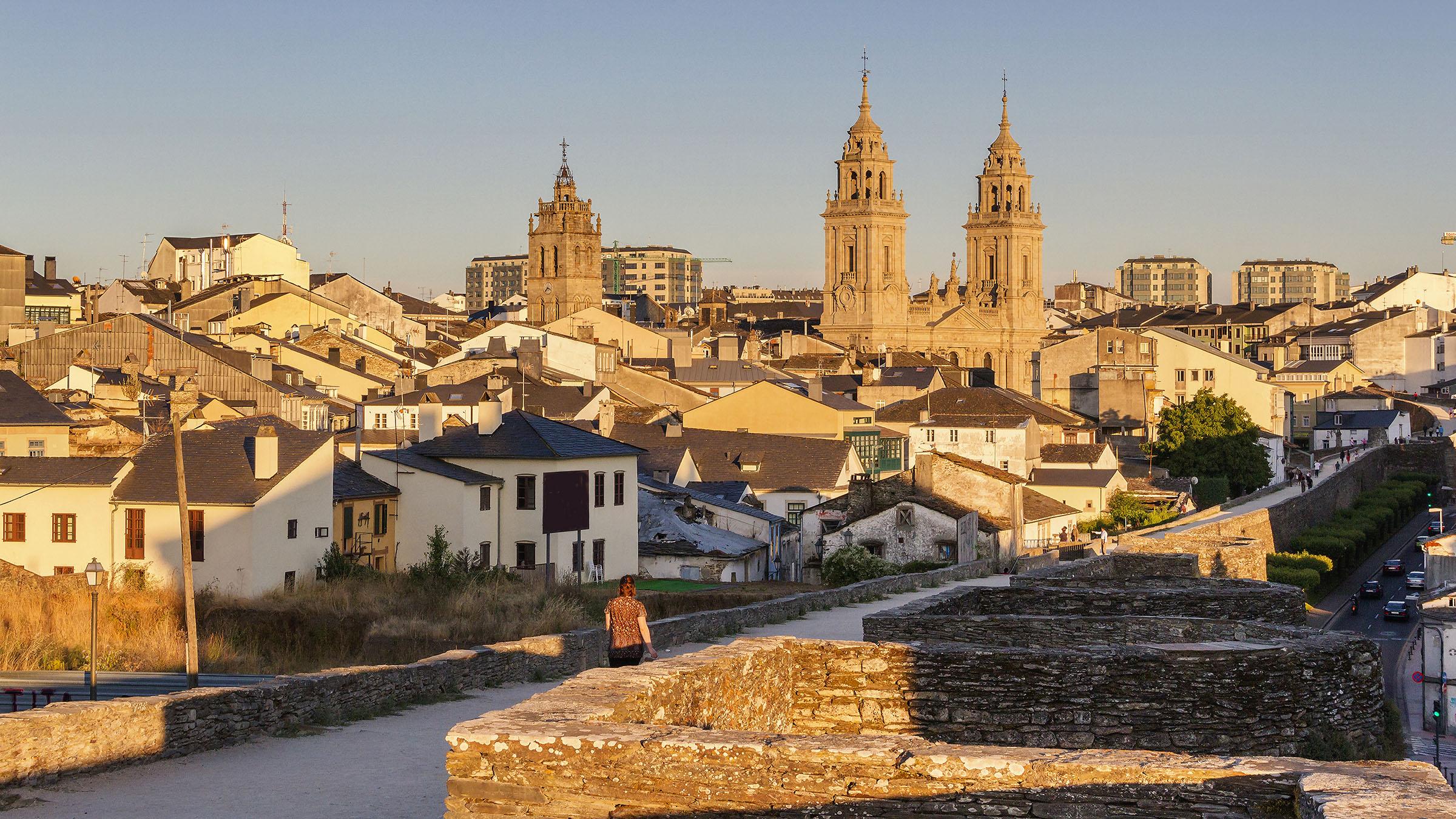 Lugo y Playa de las Catedrales