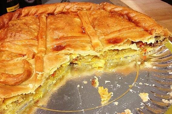 conoce como hacer la empanada gallega