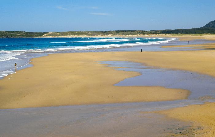 Ir a la Playa de Carnota