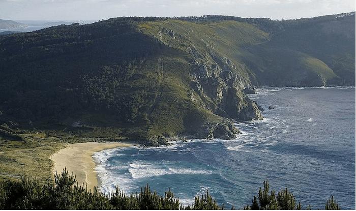 Conoce la Playa Mar de Fora