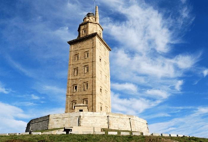 Conoce el Faro de A Coruña