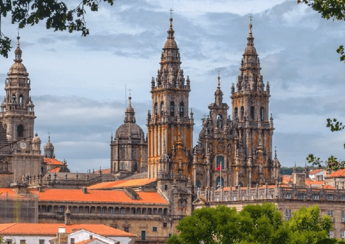 Visista Santiago de Compostela