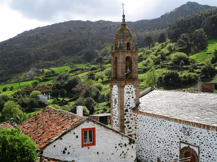 Viajar a San Andrés de Teixido