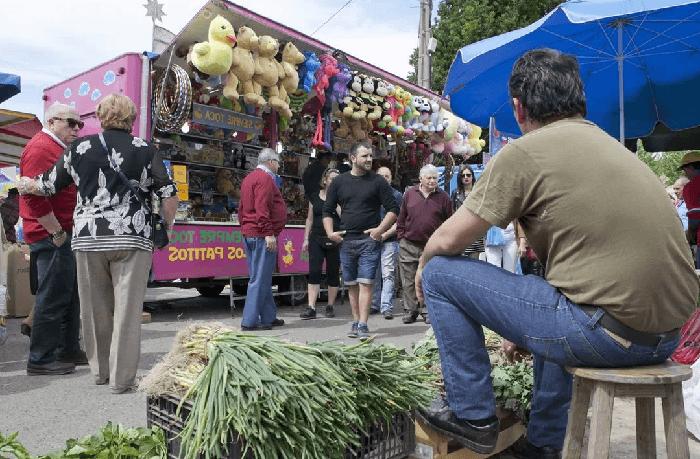 Conoce los mejores mercados tradicionales de Galicia