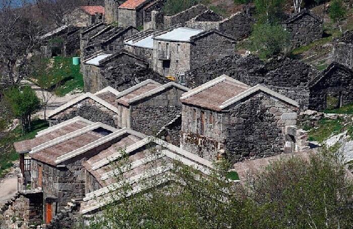 Visita los pueblos olvidados de Galicia
