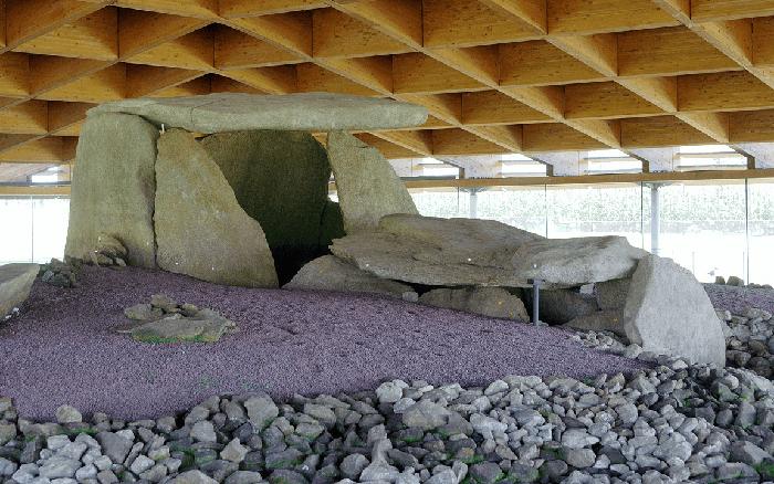 visita dolmenes en galicia