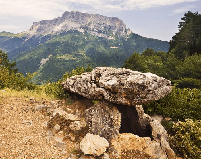 conoce 5 dolmenes en Galicia