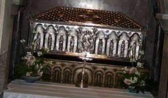 sepulcro santiago apostol