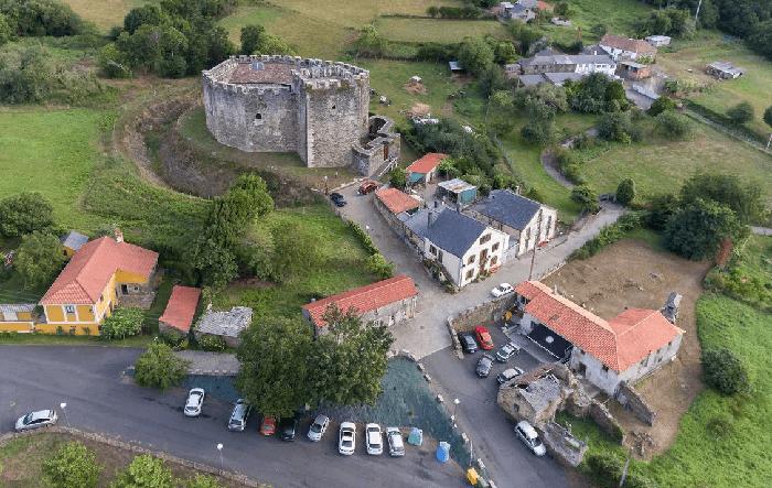 cosas que hacer en castillos en galicia