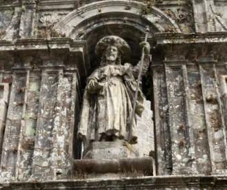 historia de santiago apóstol