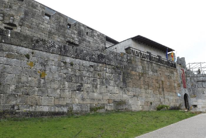 4 castillos en galicia
