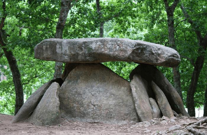 mejores 5 dolmenes en galicia
