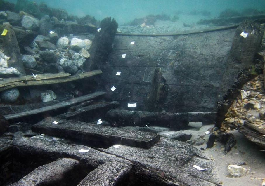En Galicia está el mayor cementerio de barcos hundidos del Mundo