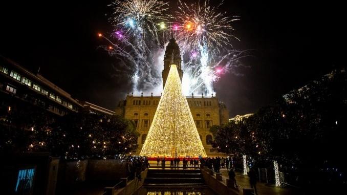 Por qué ir a Oporto en Navidad