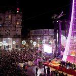 Luces navideñas de Vigo, una sorpresa para descubrir