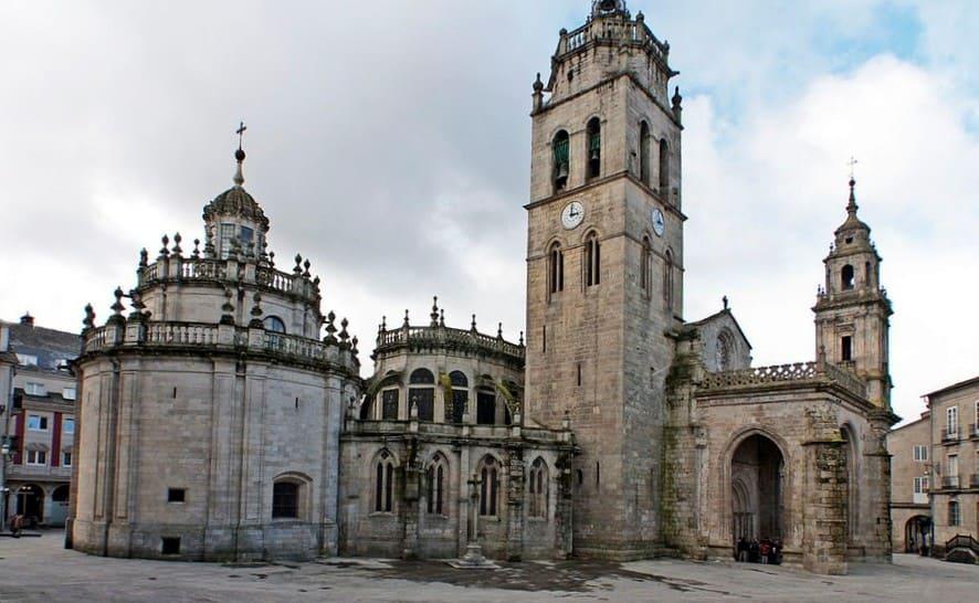 catedral santa maria lugo