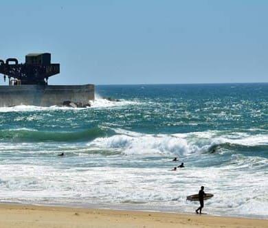 El Porto Leixões y la Terminal de Cruceros