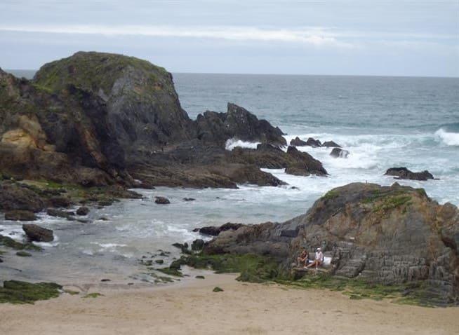 La dramática Costa de la Muerte de Galicia