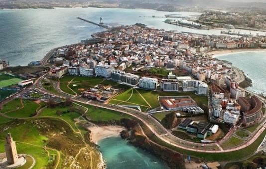 A Coruña, una ciudad con encanto