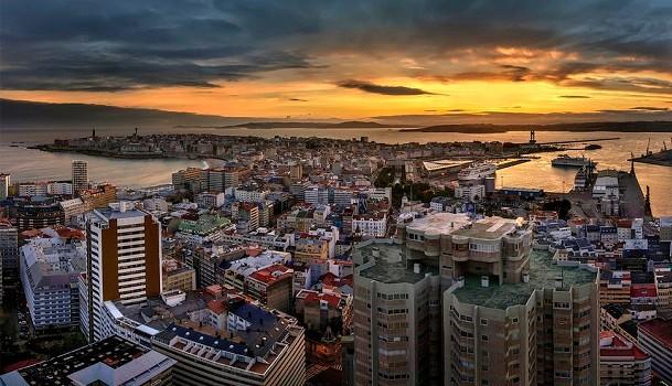 Lugares para conocer A Coruña