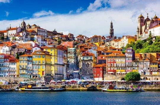 Ruta y visita guiada a Oporto